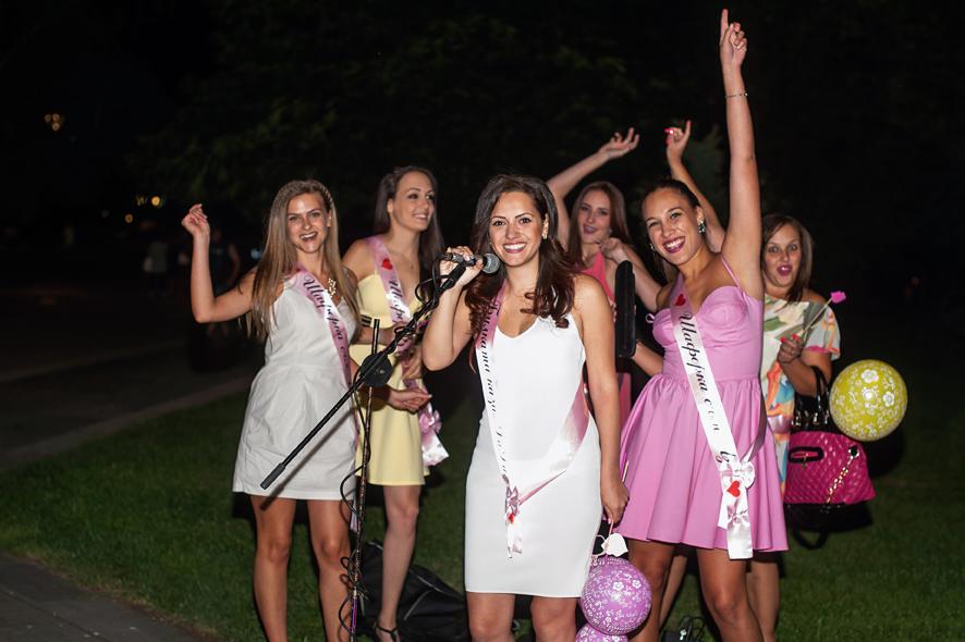 Моминско парти - фотография